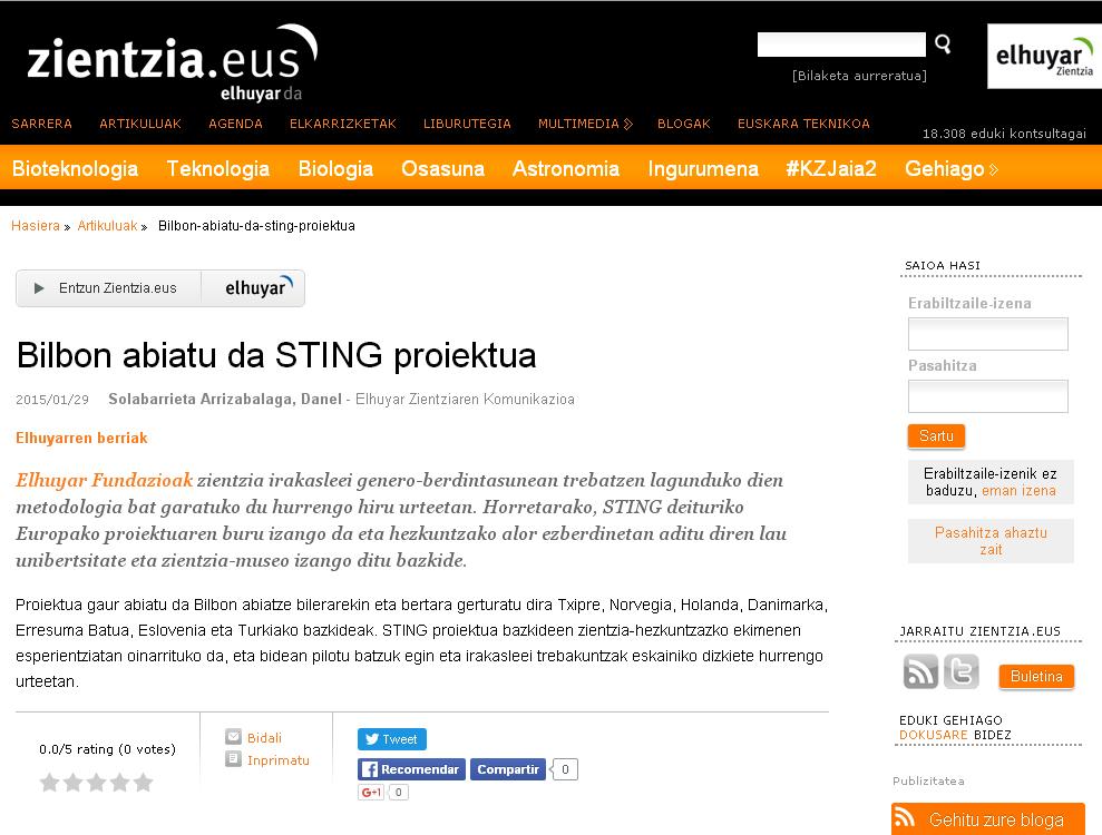 Euskadi irratia entzun online dating